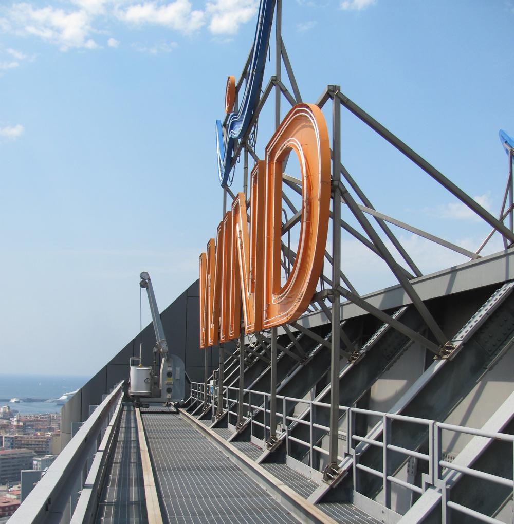 Grandi impianti insegne napoli albaneon - Grandi impianti lavatrici ...